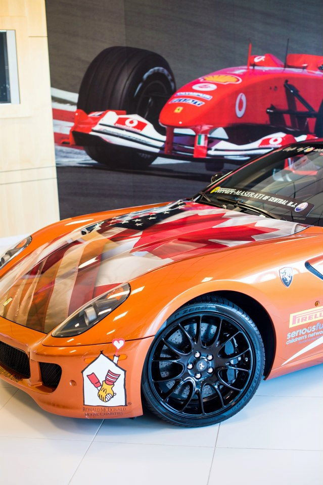 the fca 39 s 50th anniversary celebration the ferrari club of america. Cars Review. Best American Auto & Cars Review