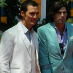 Co-hosts Matthew McConaughey and Nacho Figueras