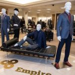 Saks Fifth Avenue, Short Hills Helps Men Rule Their Empire