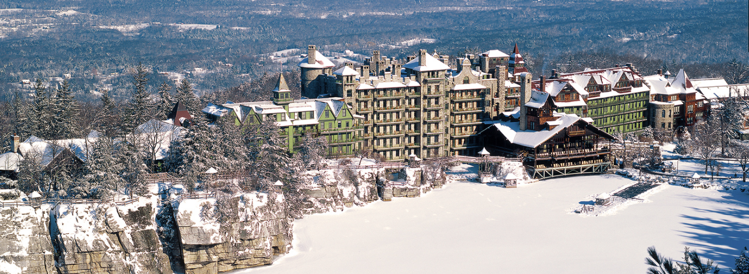 Brewmasters Weekend At Mohonk Mountain House
