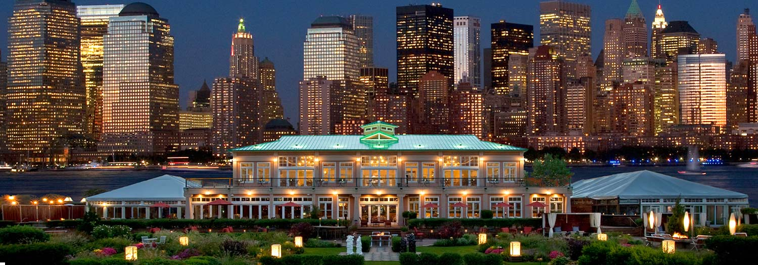 Dinner With A View | Liberty House Restaurant in Jersey City